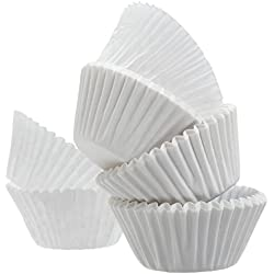 Whit Baking Cups, Pack of 500