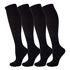 Who may need our compression socks: →Who requires long-time standing or sedentary job: office staff such as white-collar workers, civil servants who may have poor leg blood circulation due to long-time sitting and standing. And poor blood cir...