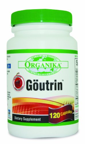 Goutrin -Uric кислота Нейтрализатор подагры (120 капсул) Марка: Органика
