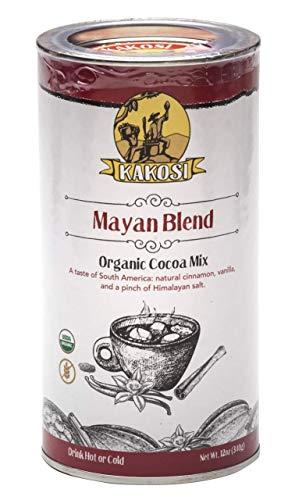 Kakosi Organic Ka-Cocoa Mayan Blend 12 oz