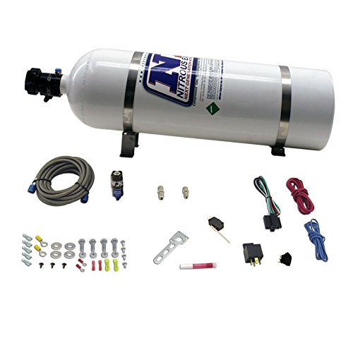 Nitrous Express NXD11110 NXd Stacker Diesel Nitrous System for 50HP