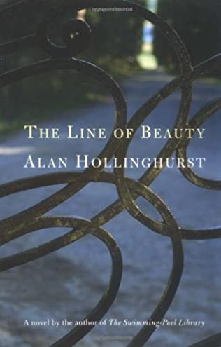 book cover of The Line of Beauty