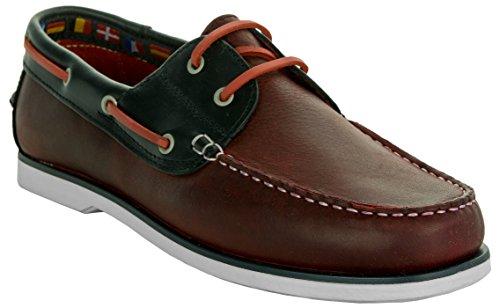 BEPPI 2163891 - Zapatos con Cordones de Piel Lisa Hombre