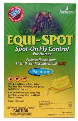 Equi-spot Farnam Spoton Fly Control