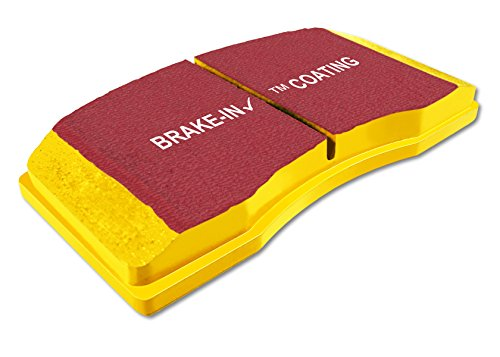 EBC Brakes DP41138R Yellow stuff Brake Pads