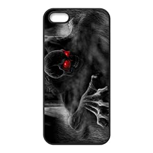 Iphone 5,5S Bloody Phone Back Case Use Your Own Photo Art Print Design Hard Shell Protection DF057416