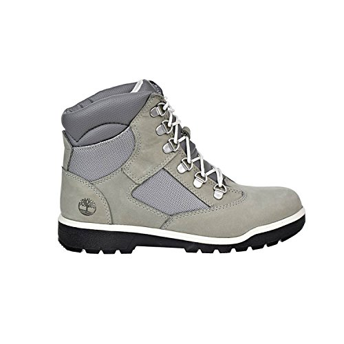 (Timberland Big Kids 6 Inch Field Boot Light Grey tb0a1lwu (5.5 M US))