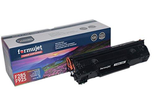Formujet 925 Toner Cartridge Compatible for Canon LBP6018B, Canon MF3010 Canon imageCLASS LBP6030w