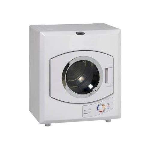 Avanti 110-Volt Automatic Portable Compact Dryer with Stainless Drum and See-Thru Window by Avanti