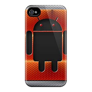 Shock-dirt Proof Android Case Cover For Iphone 4/4s