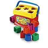 Fisher-Price Brilliant Basics Baby's First Blocks by Fisher