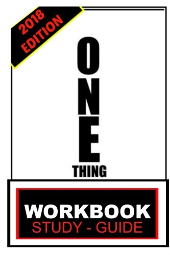 The One Thing: 66 Day Workbook (Entrepreneur Workshop) (Volume 1)