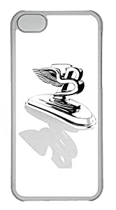 iphone 5s Case, iphone 5s Cases - Anti-Scratch Crystal Clear Back Bumper for iphone 5s Bentley Car Logo 6 Shock-Absorption Hard Case for iphone 5s