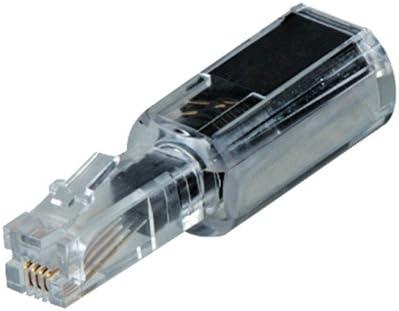 Höhrer Spiralkabel Twist Stop Verdrehschutz Telefonkabel Entwirrer Antitwist