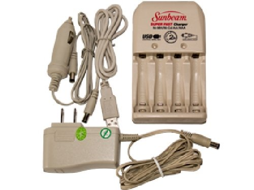 sunbeam battery charger - 4