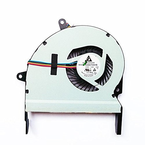 QUETTERLEE Replacement New Laptop CPU Cooling Fan For Asus X401 X 401A X501A Serie KSB0705HB-CA29 EF75070S1-C010-S99 13GN3C1AM030-1 FAN by Sunon