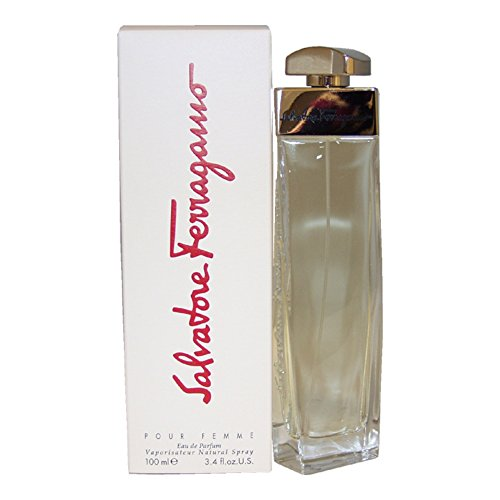 Salvatore Ferragamo By Salvatore Ferragamo For Women. Eau De Parfum Spray 3.4 Ounces (Best Salvatore Ferragamo Perfume)
