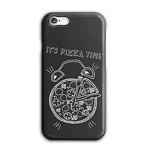 Pizza Time Junk Joke Food Funny Watch iPhone 8 Case | Wellcoda