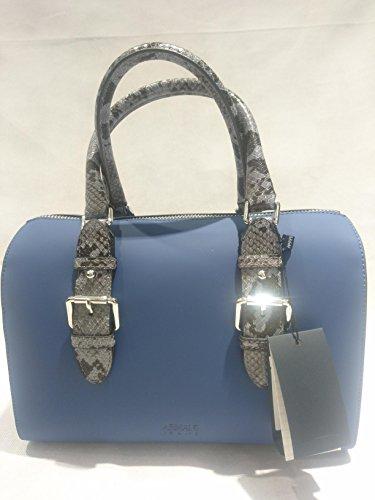 borsa armani jeans bauletto con tracolla blu 922211