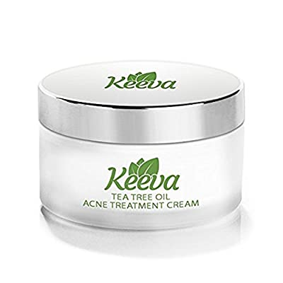 7X FASTER Acne Treatment for Scars, Cystic Spots & Blackheads Secret TEA TREE OIL + Salicylic Acid Dermatologist Recommended for Fast Scar Removal - Get Rid of Acne in Days