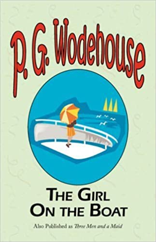 Book The Girl on the Boat by Wodehouse, P. G. (2008)