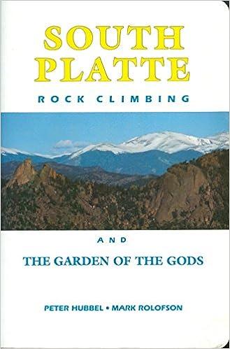 Hwl Platte south platte rock climbing and the garden of the gods