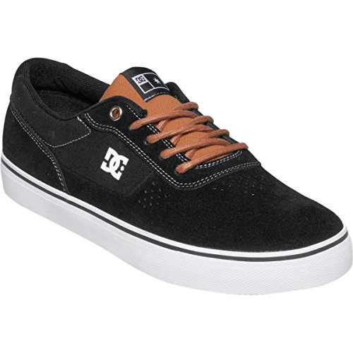 Skateboarding DC Black Switch Skate Shoe Signature Men's brown zqB6gq