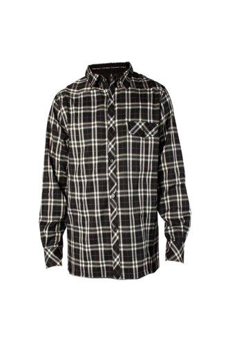 e1e11540a8d1 Amazon.com  High Society Men s Lenado Flannel Shirt  Sports   Outdoors