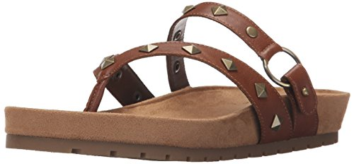 Aerosoles Womens Homecoming Platform Sandal Tan i9n8Inid