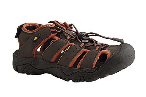 Lico - Sandalias de vestir de Material Sintético para hombre Marrón - marrón