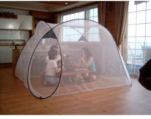 Pop Up Mosquito Tent 4 5 People