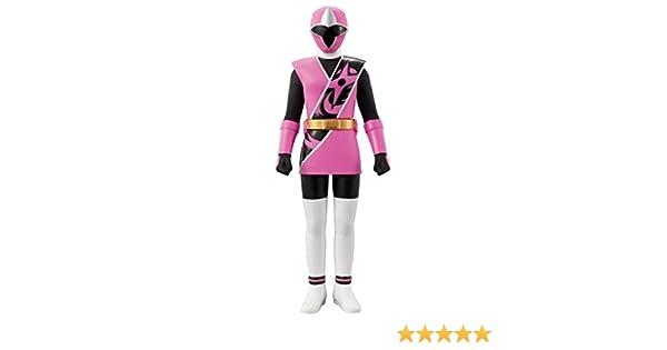 Shuriken Sentai Ninninger Sentai Hero Series 05 Peach Ninja over