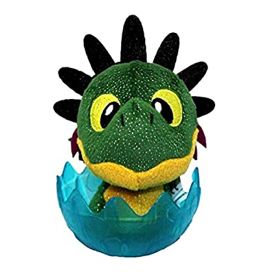 Baby Terrible Terror Green How to Train Your Dragon Legends Evolved Plush Figure 3