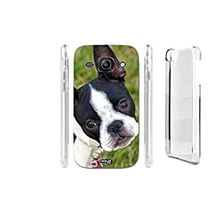 FUNDA CARCASA GUARDA DOG PARA SAMSUNG GALAXY CORE PLUS SM-G350