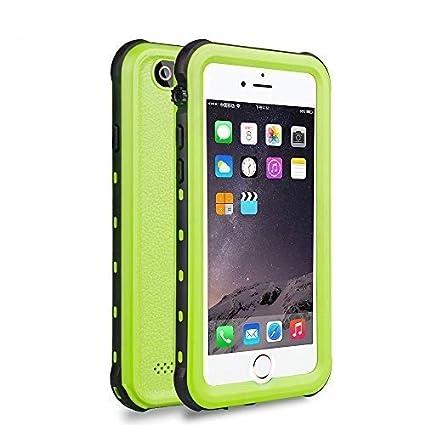Amazon.com: Funda impermeable para iPhone 8, iPhone 7, Dooge ...
