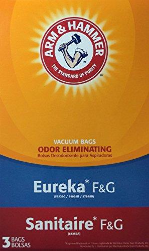 vacuum cleaner bags eureka f g - 9