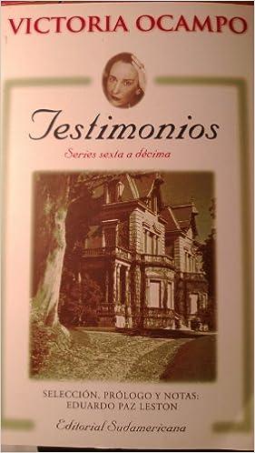 Descarga gratuita de Ebook francais Testimonios / Testimonials: 2 (Ensayo) PDF
