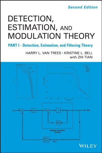 Detection Estimation and Modulation Theory, Part I: Detection, Estimation, and Filtering Theory
