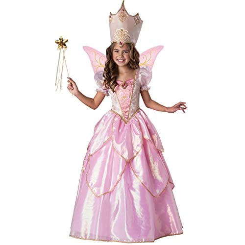 InCharacter Costumes Fairy Godmother Costume, One Color, Size 8