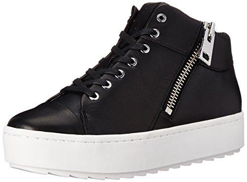 Rachel Zoe Women's Pablo Fashion Sneaker, Black, 10 M US