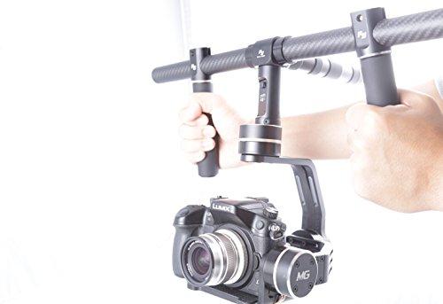 プロ仕様! FEIYU MG 3軸ジンバル ミラーレスカメラ 一眼レフ等