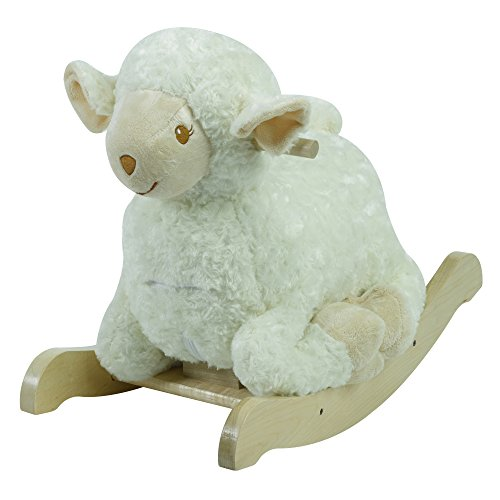 Lambkin Lamb Rocker, Boy, Girl, Animals