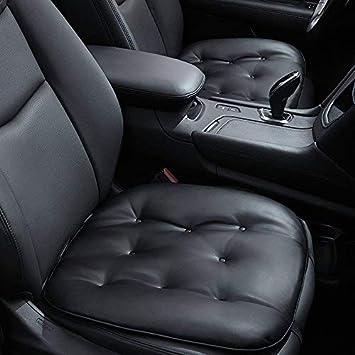 Schwarz 1-St/ück Big Ant Sitzauflagen Auto Sitzkissen Auto Memory Foam Sitzkissen Weiche Stuhlkissen Autositzbezug zum Hause im B/üro