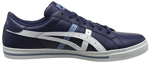 Peacoat Asics Tennis Blue Tempo White Men Classic Shoes 5801 fPrYf