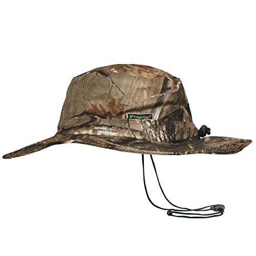 Frogg Toggs Waterproof Breathable Boonie Hat, Realtree Max5, Adjustable ()