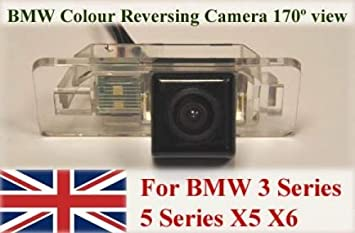 BMW X5 E70 2005-2013 Trunk//Boot Release /& Colour Rear View Reversing Camera