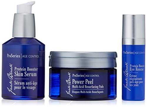 Jack Black - The Defensive Line Anti-Aging Triple Play - Pro Series Collection, Helps Reduce Visible Signs of Aging (Best Anti Aging Products For Black Skin)