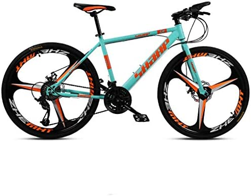 AISHFP 24 Pulgadas de Bicicletas de montaña, Bicicletas de Marco ...
