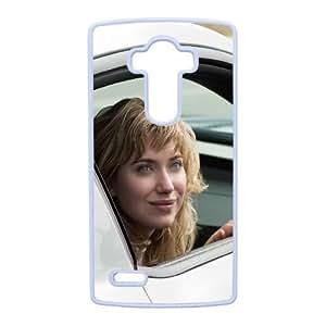 Need For Speed ??Imogen Poots Julia Maddon 94.976 Lg G4 caja del teléfono celular funda blanca del teléfono celular Funda Cubierta EEECBCAAL71670