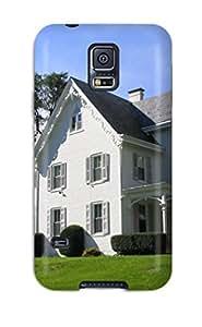 Cute pc JessicaBMcrae Design A Home Exterior Online Case Cover For Galaxy S5
